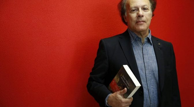 Хавьер Мариас: «Интернет стал заместителем Бога, судьей»