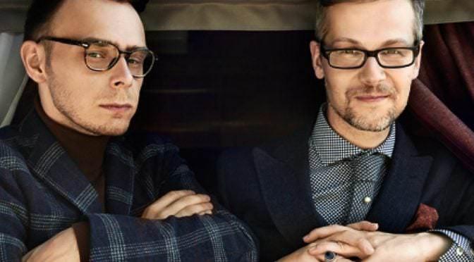 Яцек Денель и Петр Тарчинский о жизни в браке и жизни в гомофобной среде